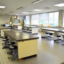 海洋生物研修室