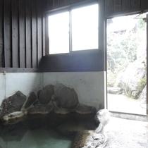 *【温泉】女性の露天風呂~自然に囲まれ疲れを癒してくださいませ。