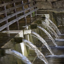 【周辺情報】金武大川 県下有数の湧泉で長寿の泉と呼ばれます 【車で約12分】