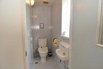 ペンション青い屋根 トイレ