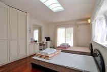 ペンション青い屋根 寝室