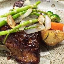 *夕食一例/新しい味、新しい食べ方で新鮮な驚きを♪ここでしか食べられないお料理をお楽しみください。