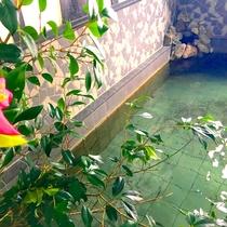 *【大浴場】栗駒山麓に湧き出る天然温泉。