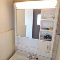 *【和室17畳洗面】洗面スペースを別途設けております