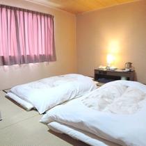 *【和室9畳一例】シンプルなお部屋なので気兼ねなくお寛ぎいただけます