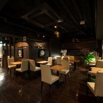 【ホテル施設】BFにあるハニトーカフェ