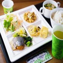 健康朝食②