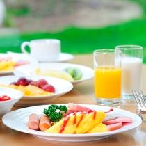 食事例 朝食イメージ