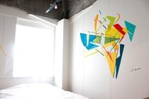 【個室】ダブルベッドルーム