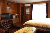 【洋室】桜島の見えるデラックスルーム