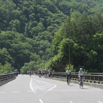 サイクリング白馬大会