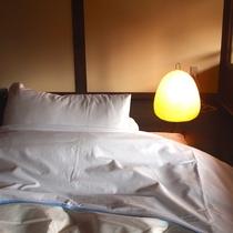 【上七軒-奥】寝室