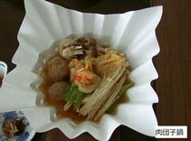 一人用の鍋