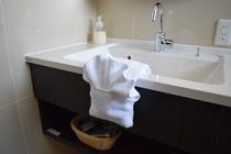 【全 室 対 応】 洗面台