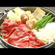 近江牛すき焼き鍋