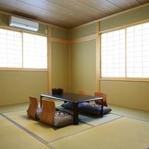 *お部屋一例*真新しい畳の和室でごゆっくりとお寛ぎください。