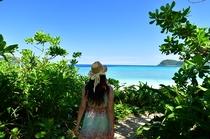 奇跡のビーチ「イダの浜」