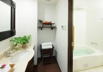 スーペリアツイン バスルーム(イメージ)
