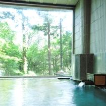 【男性風呂】景色を眺めながらゆっくり
