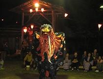 7月25日~8月25日毎夜開催の『福地温泉夏まつり』(雨天中止)