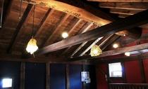 土蔵 2階天井