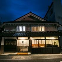 【サワシロ棟】江戸時代創建の歴史と四季折々の風情感じる宿泊棟