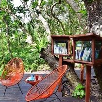 ジャングルブックカフェ01