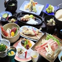 ◆ご夕食/お料理は少なめが嬉しいお客様にオススメ『お手頃プラン』※イメージ