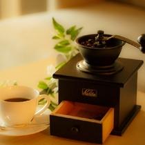 客室コーヒー