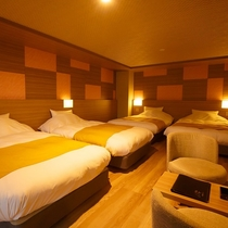 【特別室(4ベッド)バリアフリー】