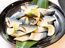 朝食例:魚★