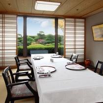 日本料理 しのぶの里/九階個室 ※完全予約制
