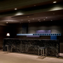 ホテル辰巳屋 〜フロント風景〜