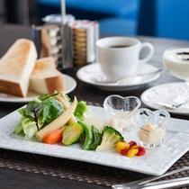 【ご朝食】ヘルシーブレックファスト