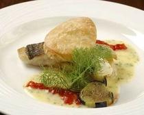 魚料理 一例