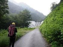 谷川岳 途中