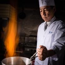 巨匠の料理