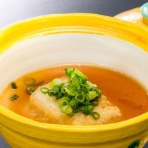 【空也蒸し】空也派の僧が作り始めたという豆腐料理です!