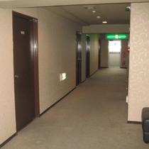 ★客室フロア・廊下★