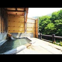 貸切風呂 【御影石の湯】 (1)