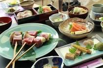 平家鷹狩料理4