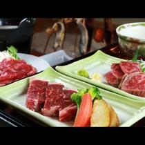 絶品!とちぎ霜降り高原牛を、ステーキ・しゃぶしゃぶ・炙りたたきの3品で食べ比べ!