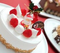 ●自家製クリスマスケーキ♪