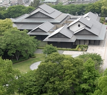 【景観】名古屋能楽堂(ホテル真向かい)