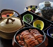 ●2食付プラン【ひつまぶし御膳】