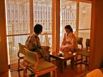 【特別室】大切な日は贅沢に露天風呂客室付きの特別室で・・・