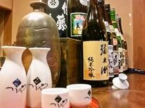 【旨い酒】湯の蔵つるやおすすめのお酒たちです。
