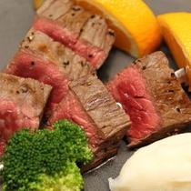 【追加一品】黒毛和牛ステーキ