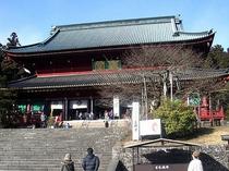 世界遺産・輪王寺
