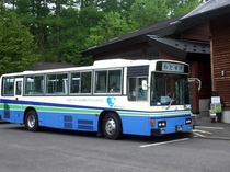 奥日光・低公害バス